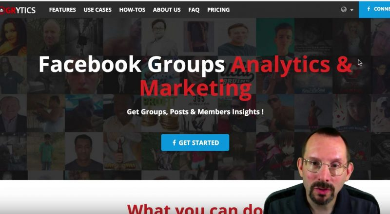 Facebook Analytics for Groups