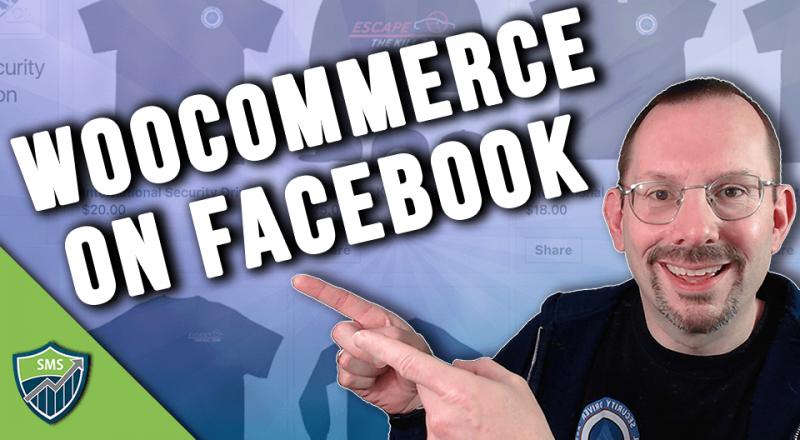 WooCommerce on Facebook