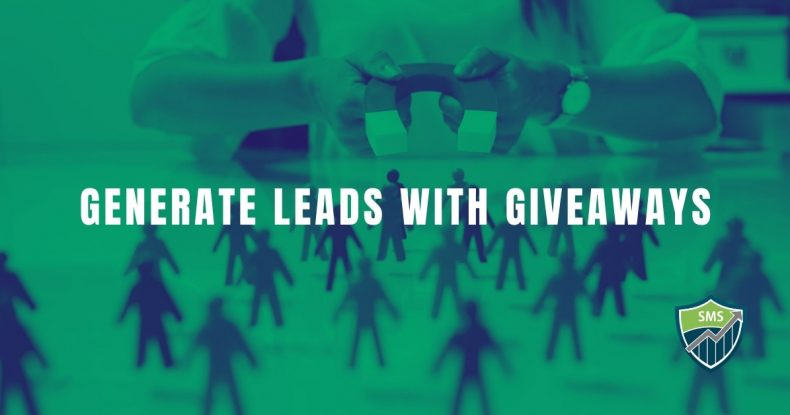 Generate Leads with Giveaways - Lead Magnet