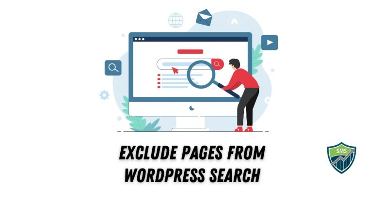 Exclude Pages from WordPress Search
